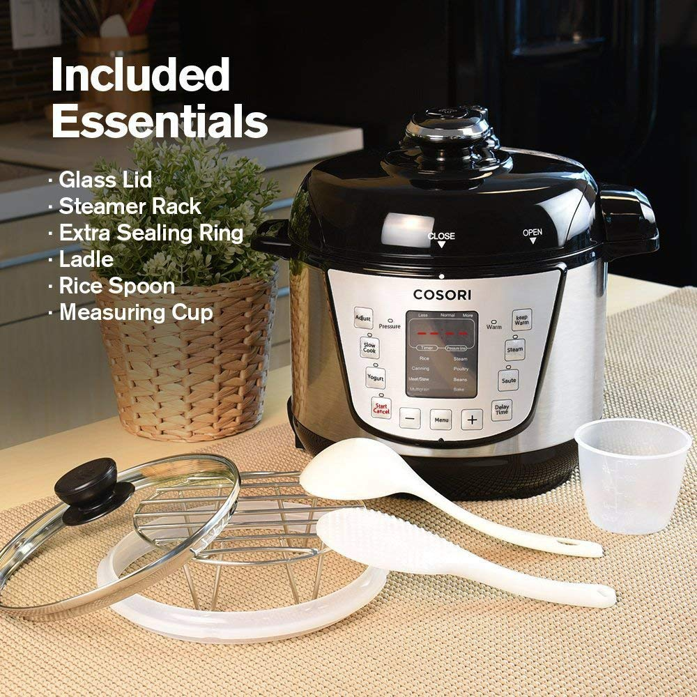 Cosori electric- best slow cooker for one person