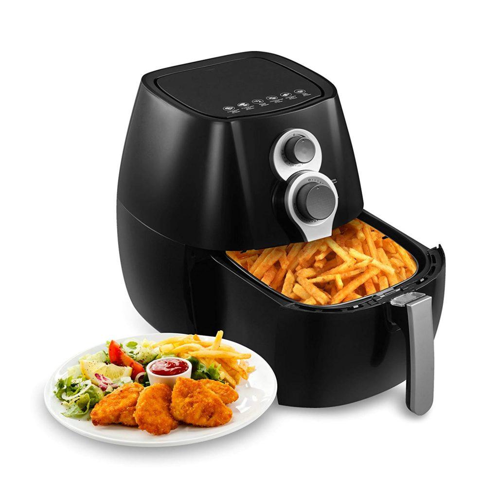 Kuppet Air fryer pressure cooker for fried chicken