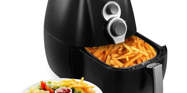 Pressure fryer for chicken