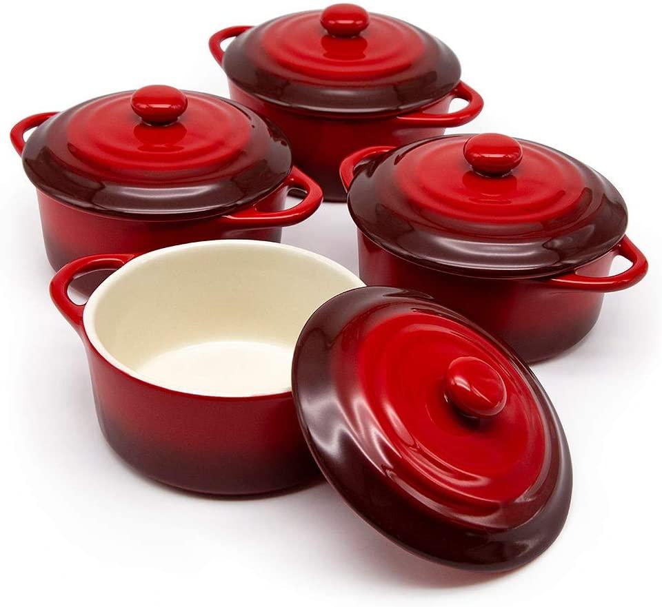 Small Casserole Dish - Mini Cocotte casserole dish