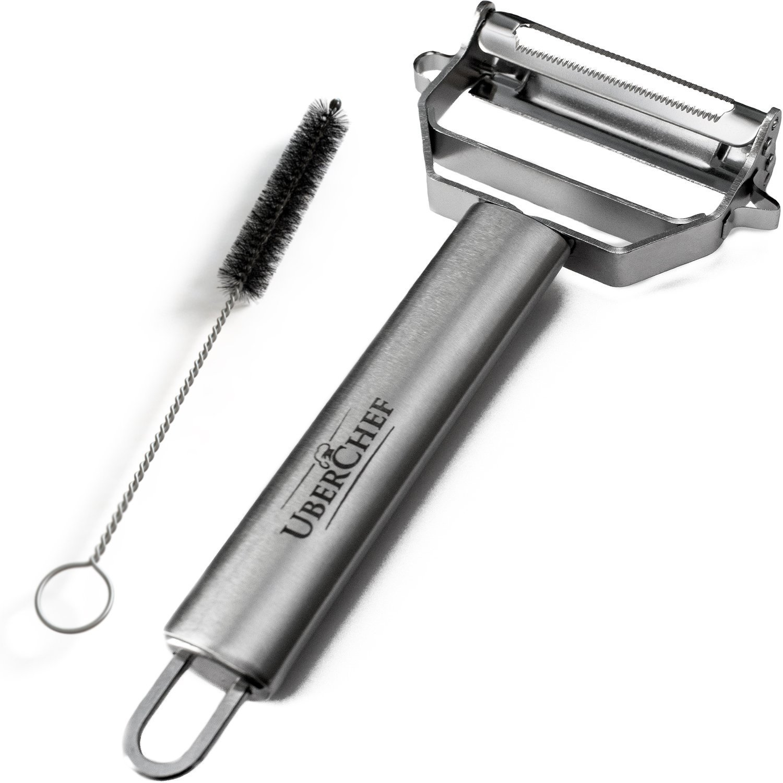 Premium Ultra sharp peeler for vegetable made up of stainless steel