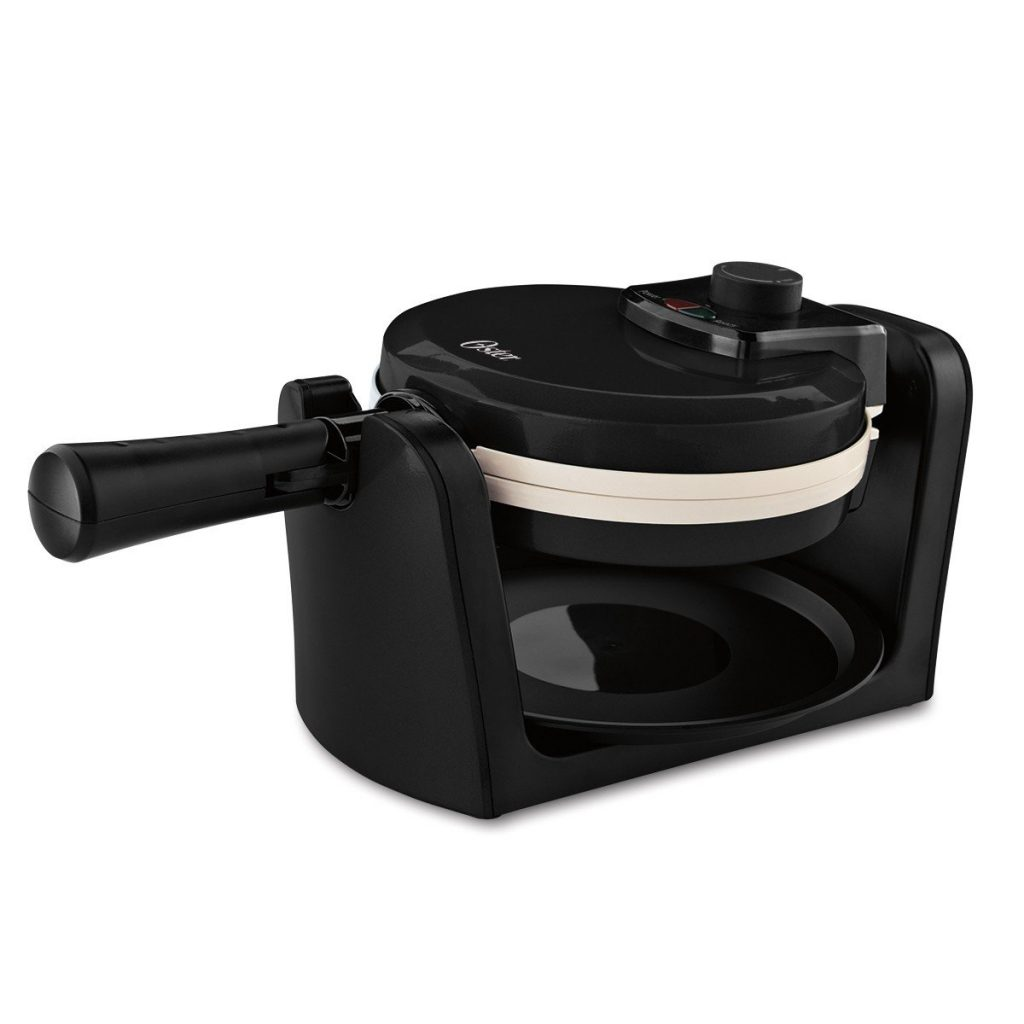 Dura - ceramic flip waffle maker - induction hob