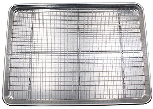 Stainless Steel Oven safe Checkered chef