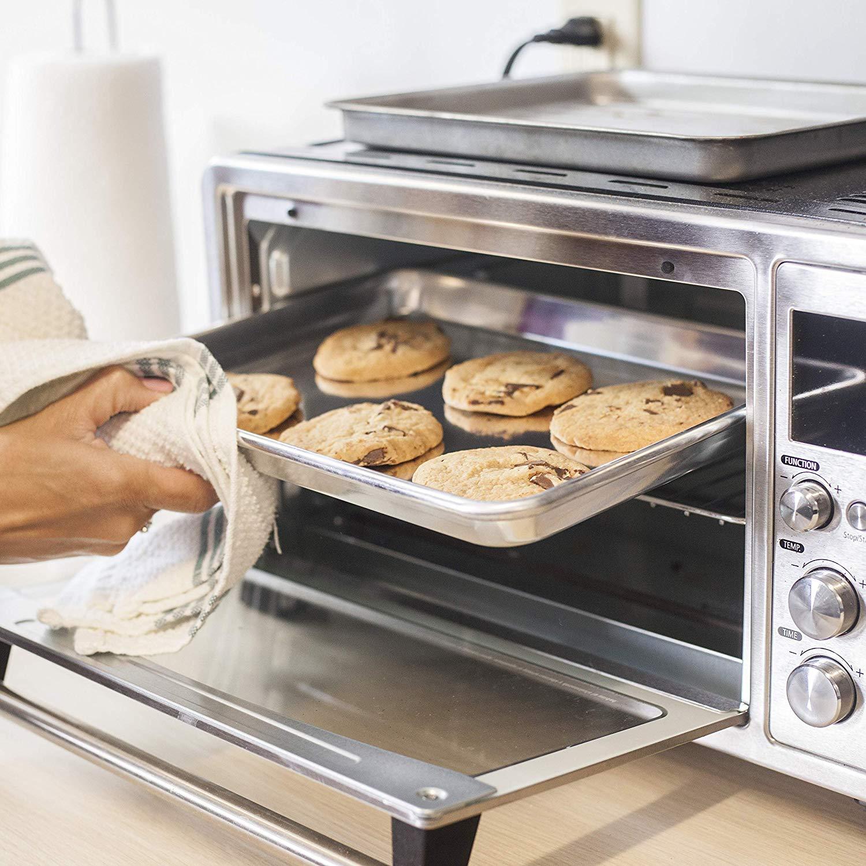 Kitchenatics Aluminum Tray for veggies and cookies.