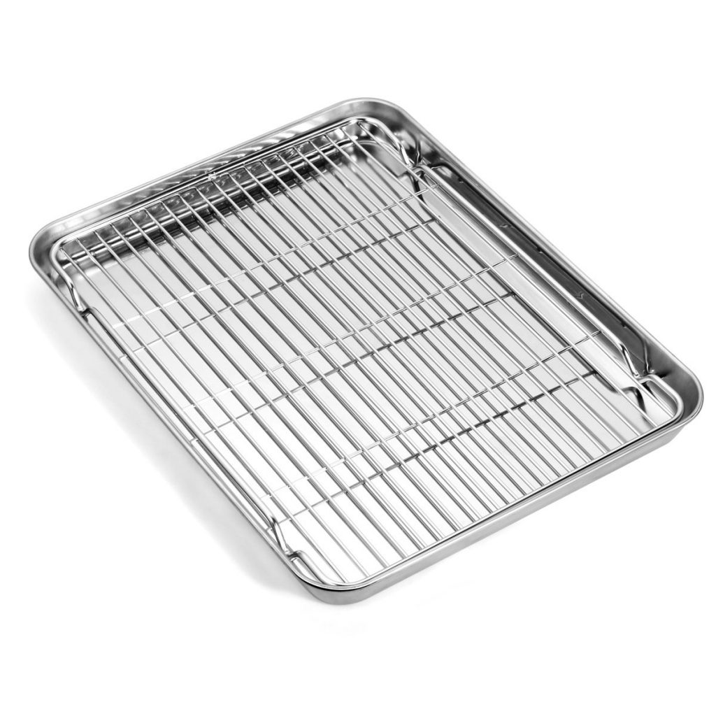 Stainless Steel Zacfton Baking Sheet