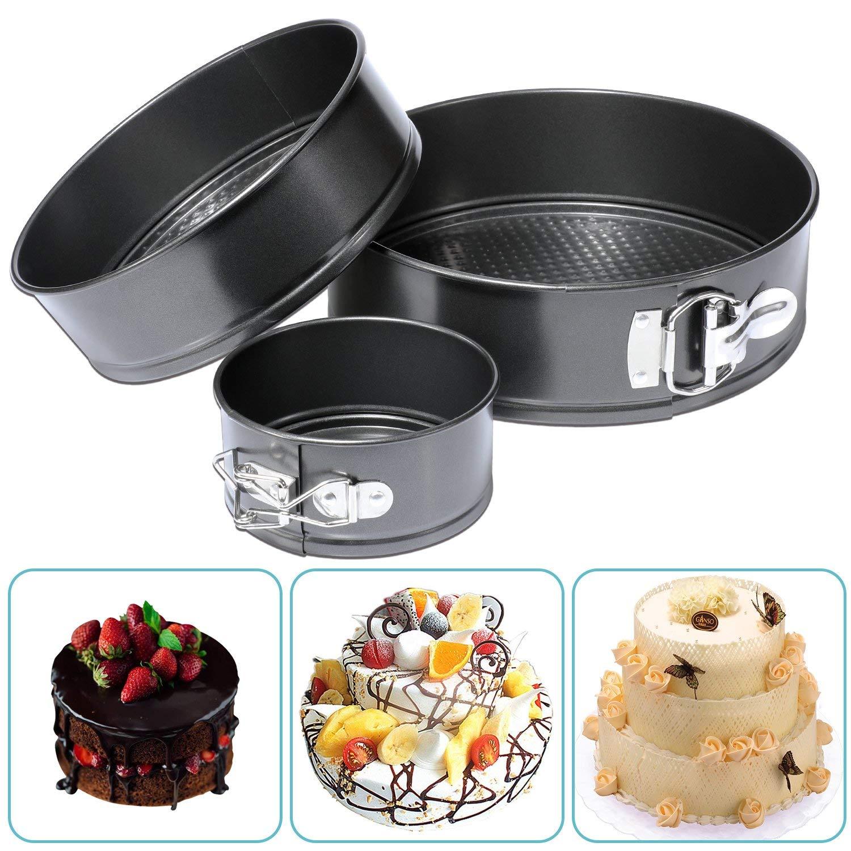 round baking Non - stick cheesecake Pan set