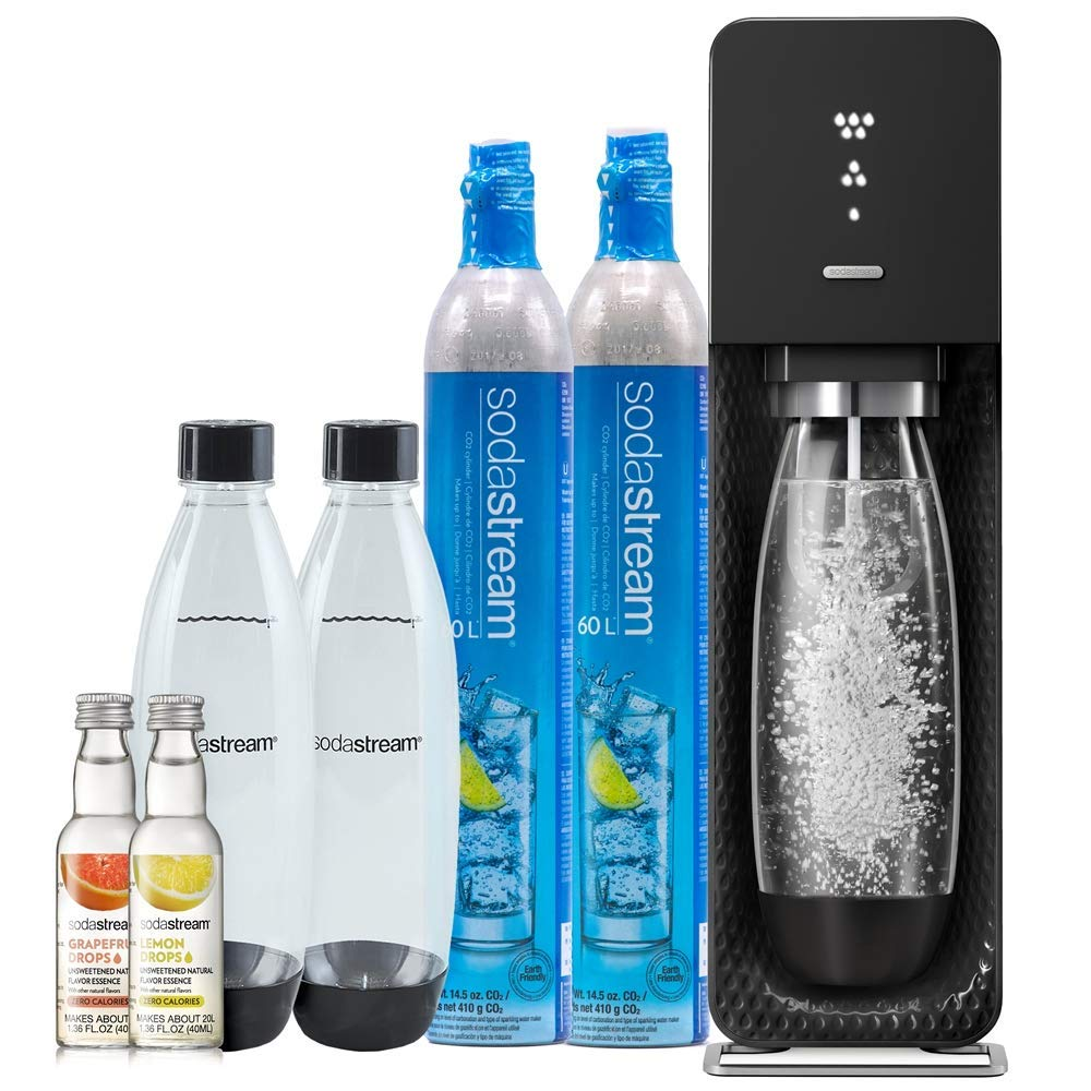 LED Fizz Soda stream Source