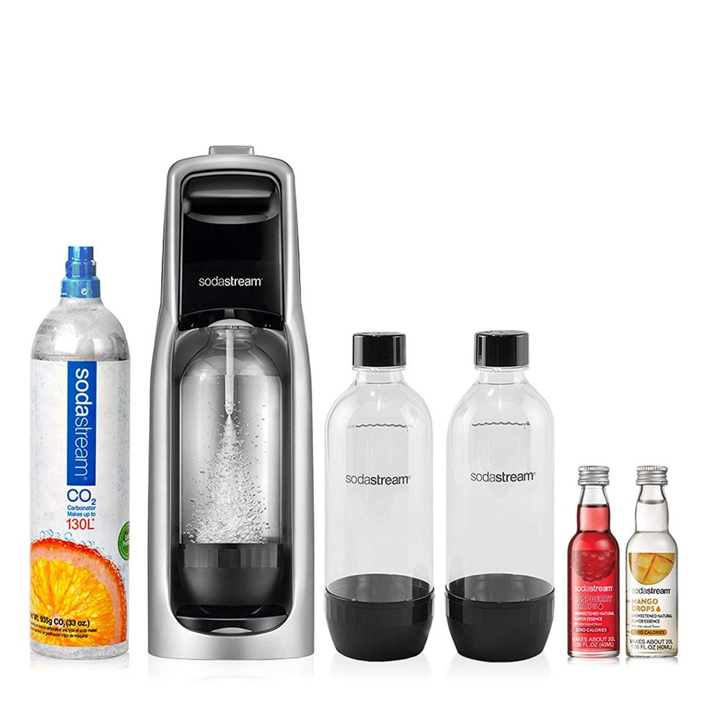 Sodastream Jet Sparkling Maker