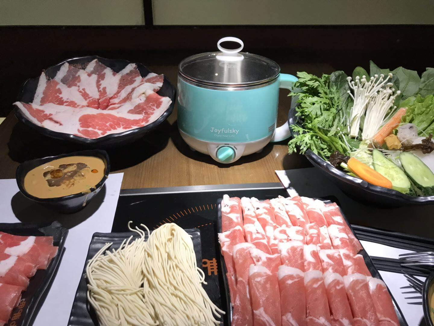 Stainless Steel Electric Hot Pot