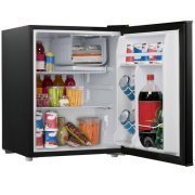 2.7 cubic foot compact refrigerator