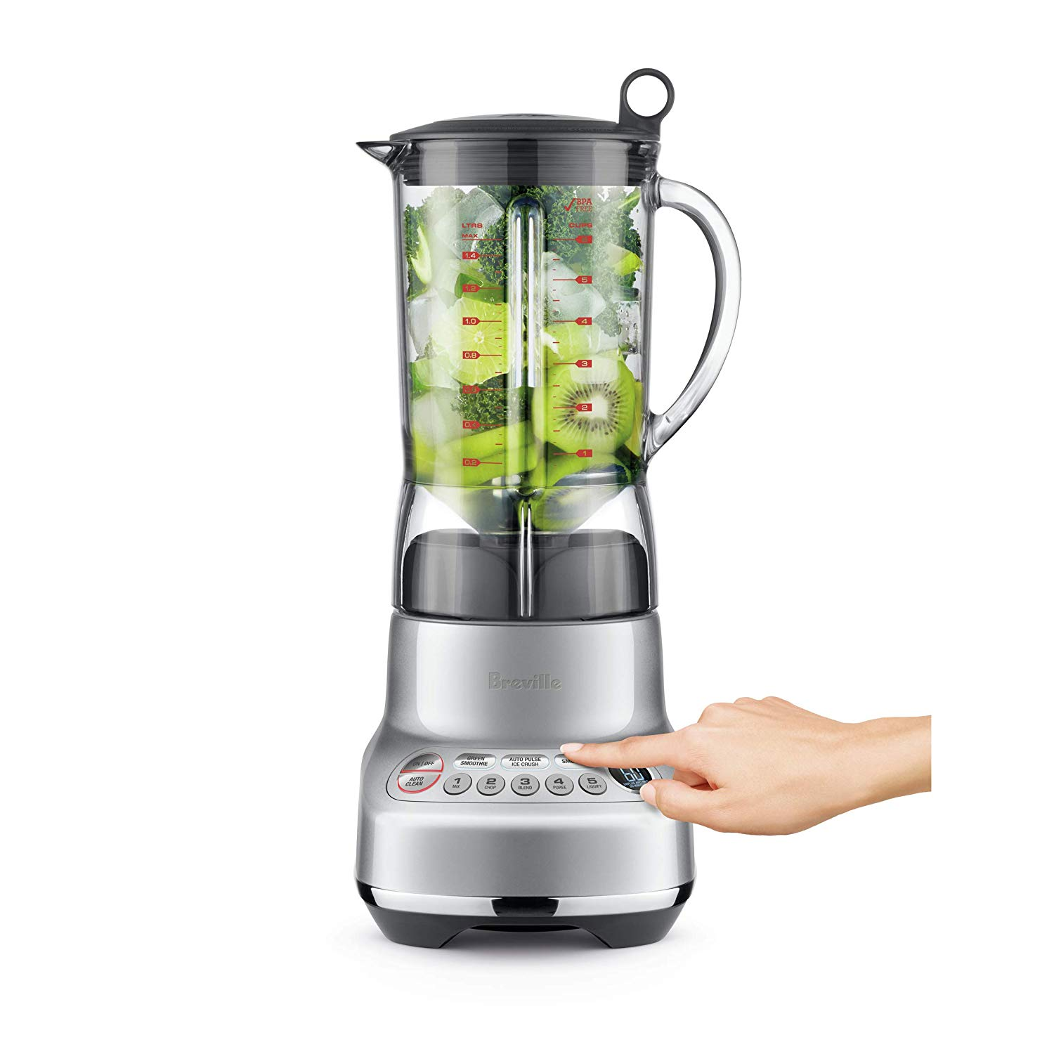Picture of  good and affordable Breville Blender for Smoothies