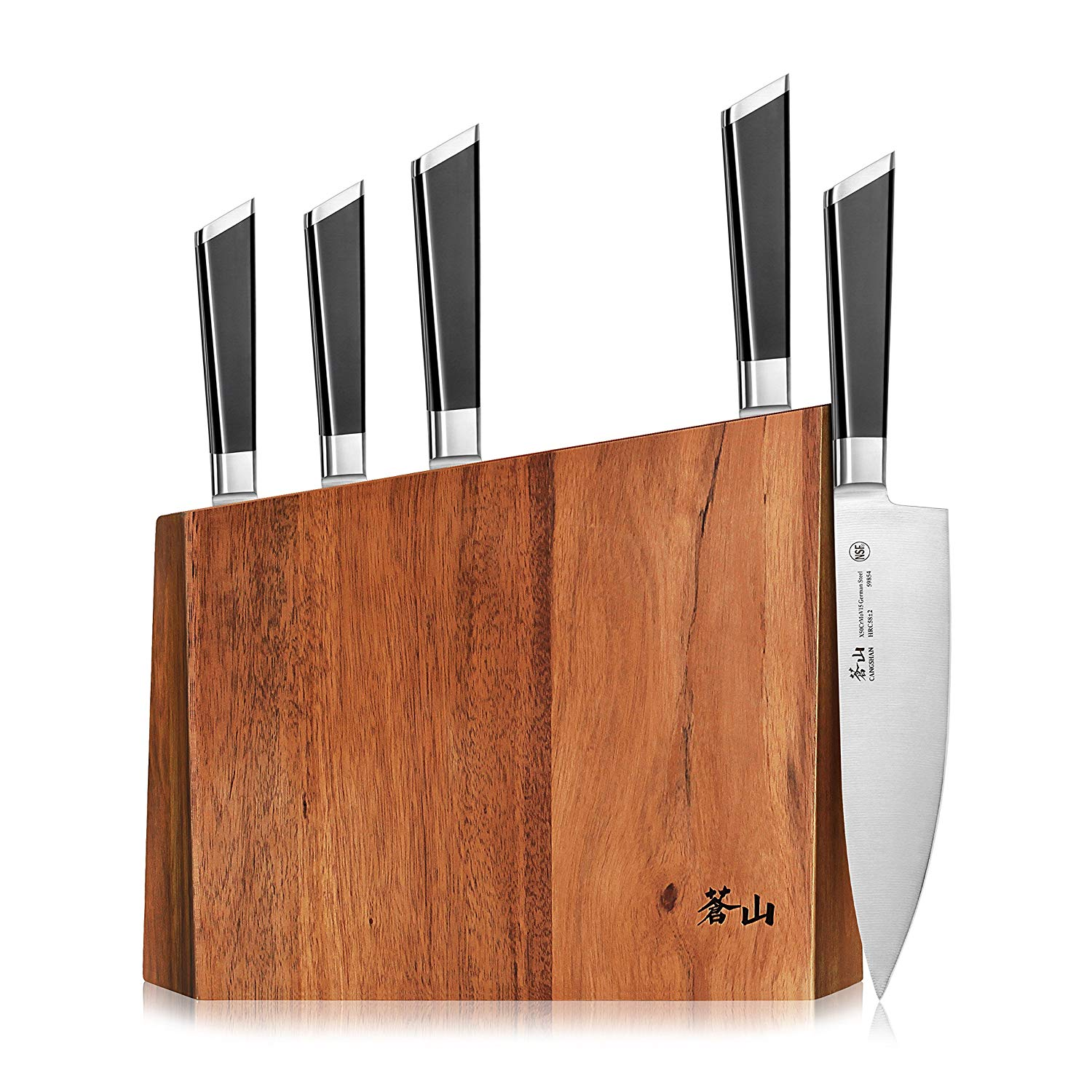 Cangshan german Knife Block set
