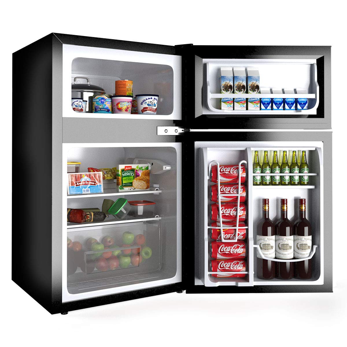 Top rated compact refrigerator for buy