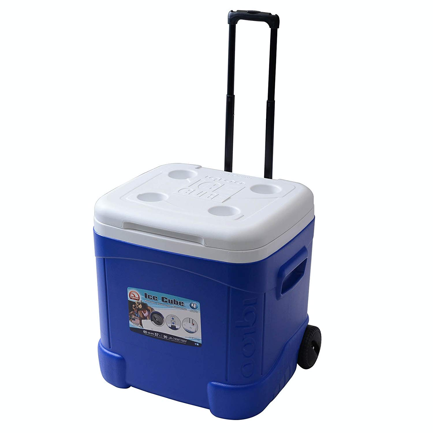 Best rolling cooler for Beach Sand