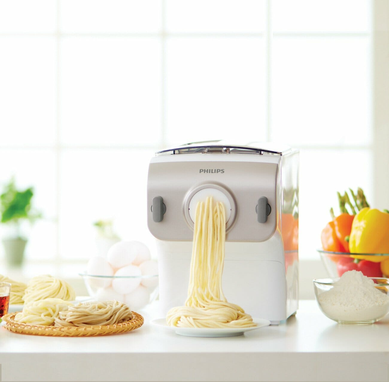 Philip Pasta Maker Machine for home use