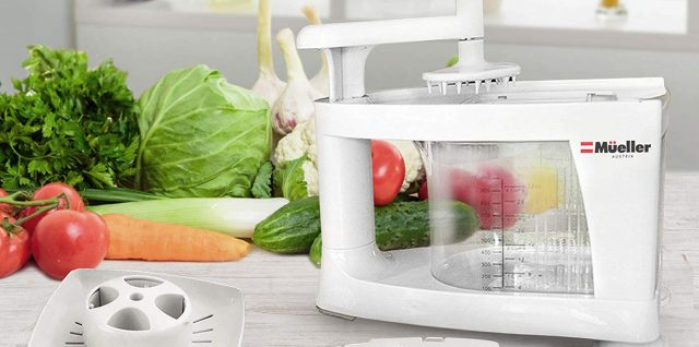 best appliance for chopping vegetable nicer dicer
