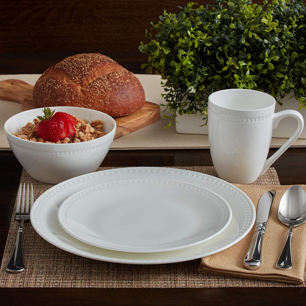 Bone china best dinnerware sets for everyday use