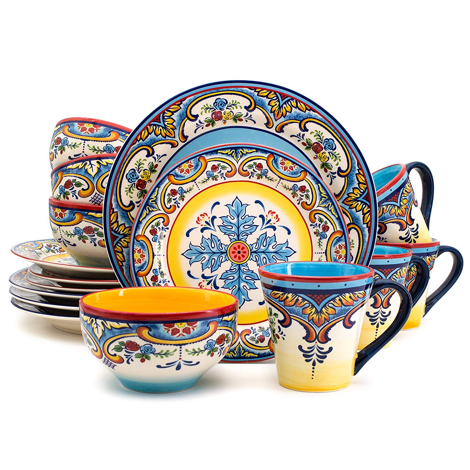 Best earthenware dinnerware sets for everyday use