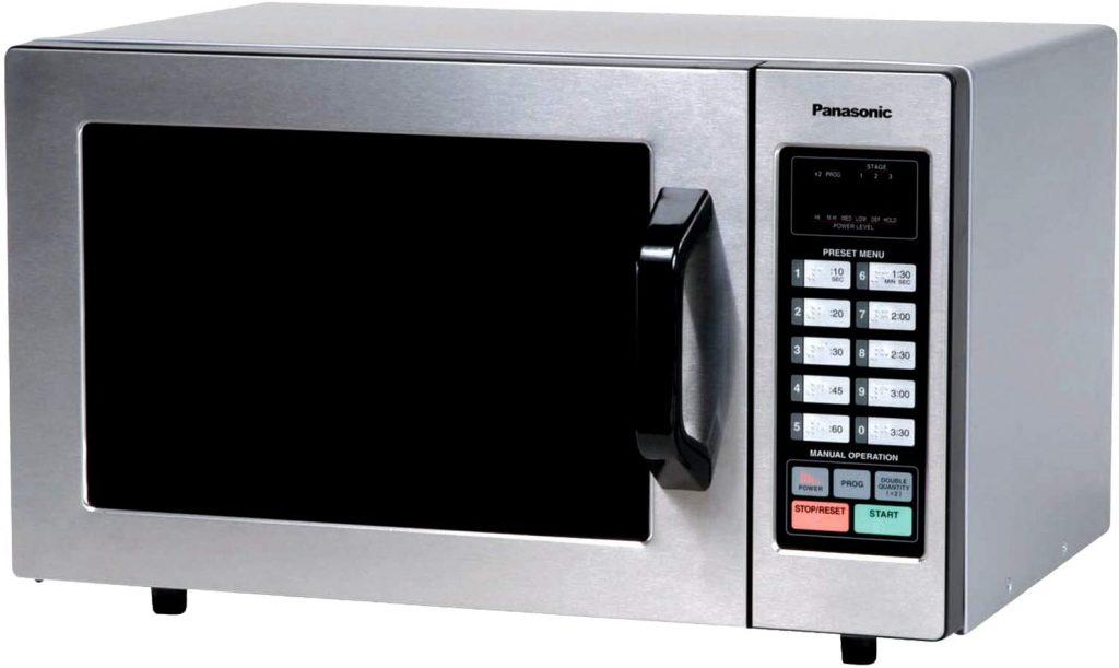 Freestanding Panasonic Microwave Oven