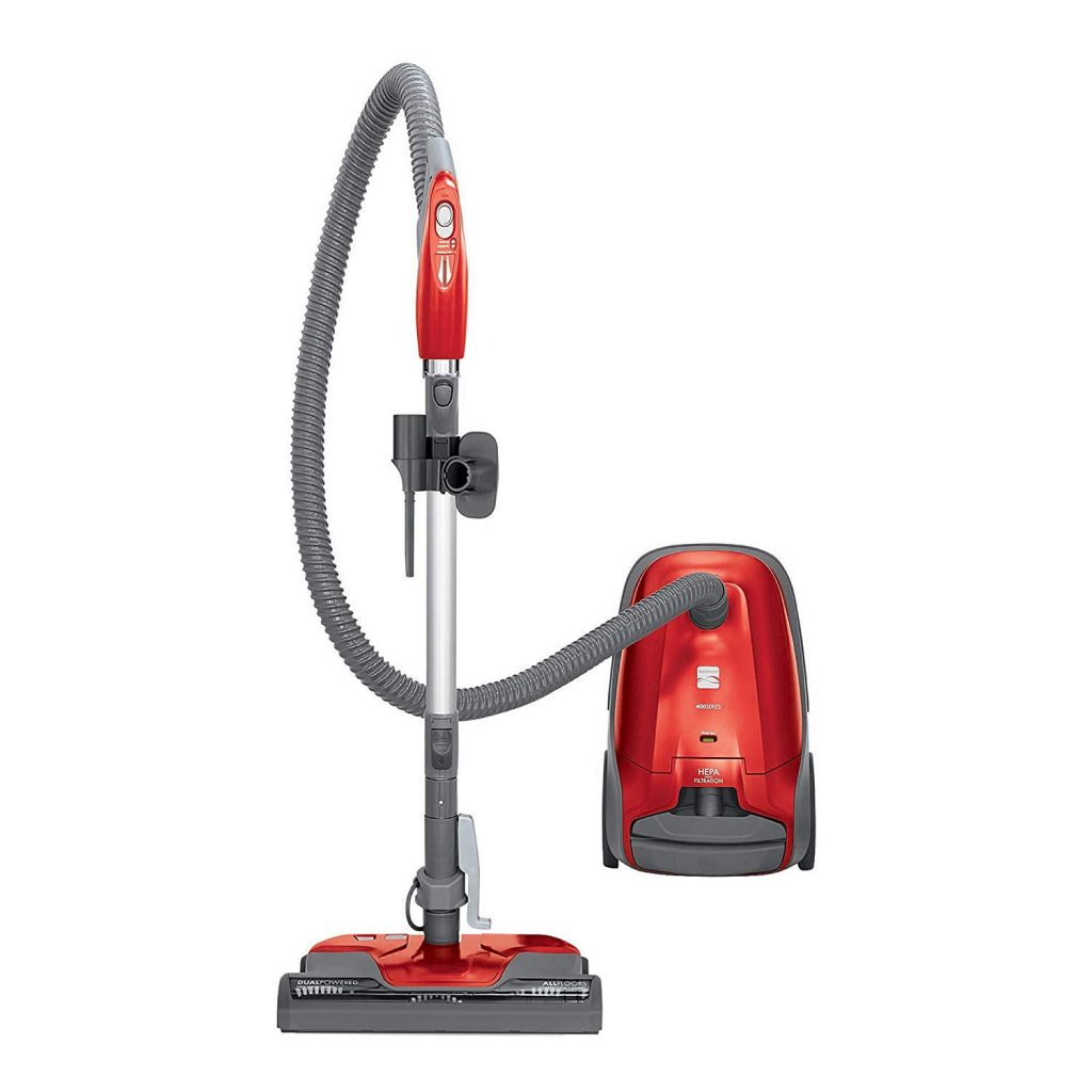 Kenmore lightweight handheld vacuum cleaner with flexible hose