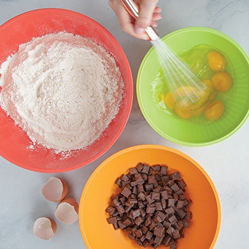 Nordic ware mixing bowls and its microwave safe