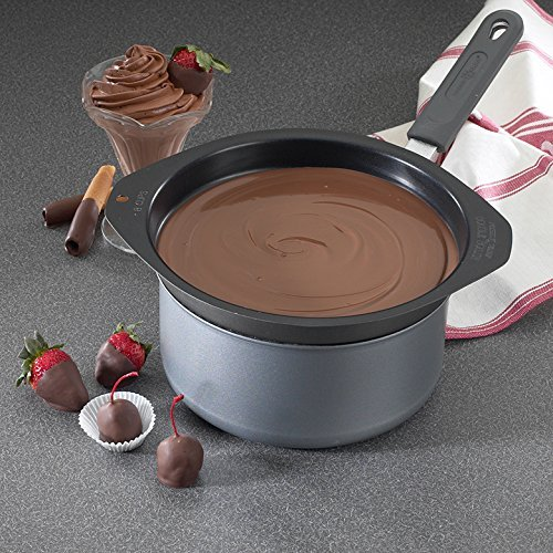 Nordic ware universal small double boiler for melting chocolate