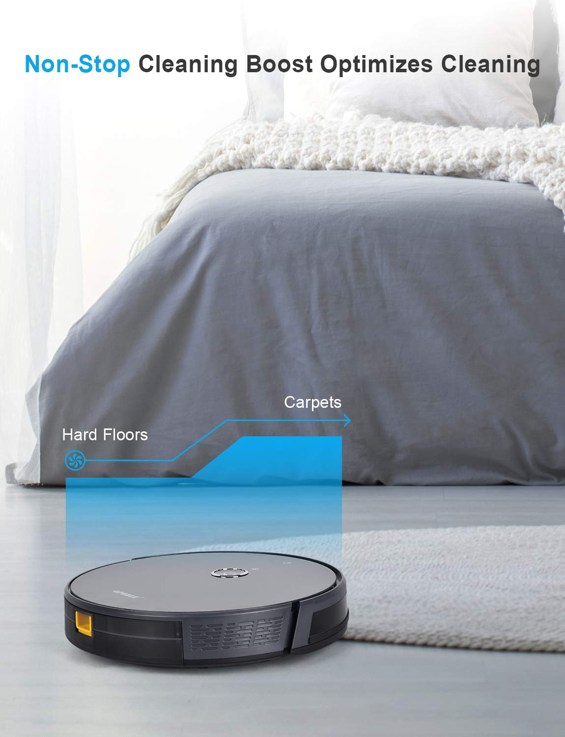 Opodee iRobot cleaner for carpets and floors