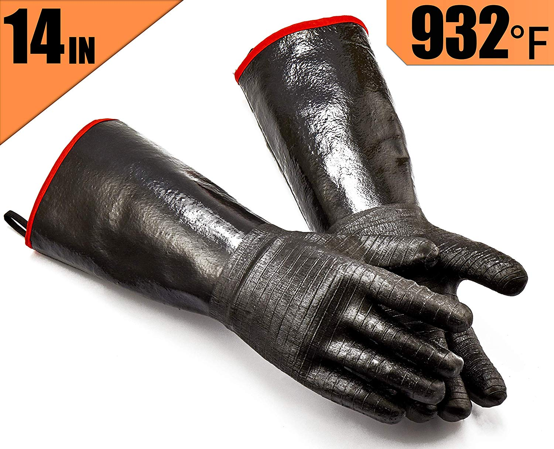 Rapicca Barbecue gloves