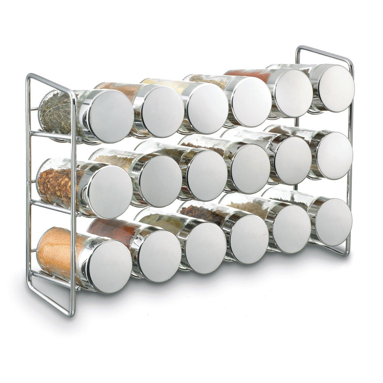 compact spice rack organizer