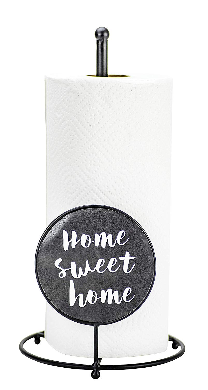 freestanding best paper towel holder sweet home