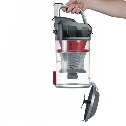 sample picture of non stop corded severin german bagless vacuum cleaner