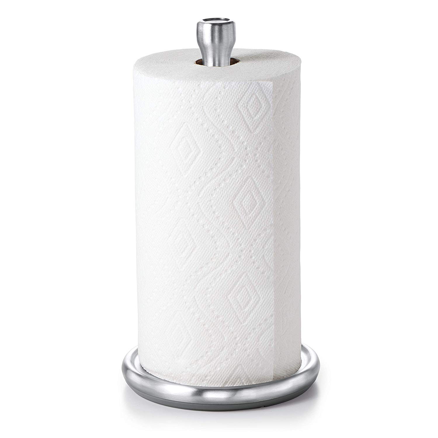 sample of the steady paper towel holder by OXO good grips