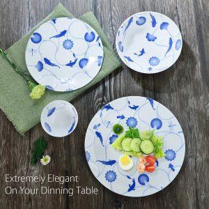 Bone China Dinner Plates
