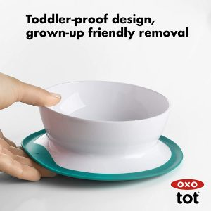 Oxo tot stick and Sunction Bowl