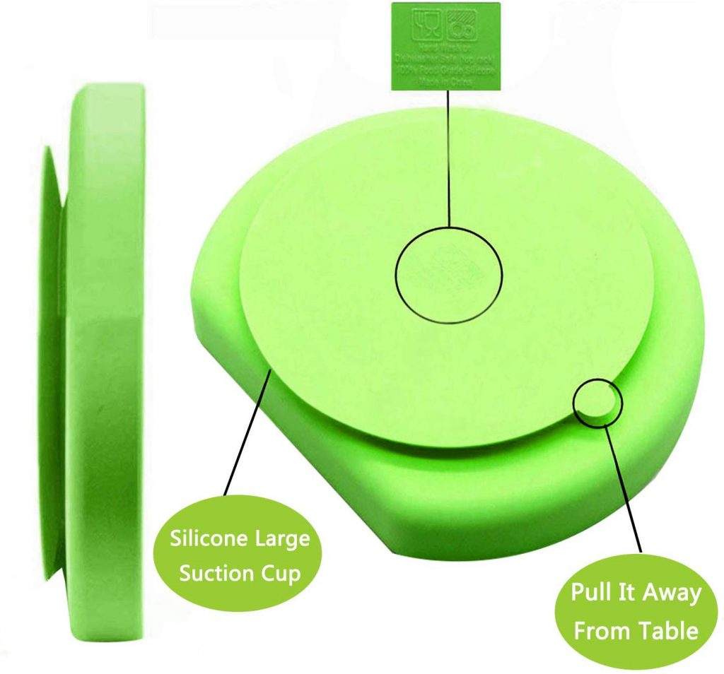 Suction plates for Toddlers