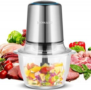 Best Electric food blender and chopper for pureeing meat and mincing