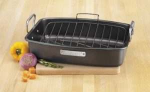 Cuisinart Roaster with Removable Rack Lasagna Dish