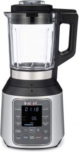 Instant Ace Blender for Smoothies, crushed ice, nut butter, milk, puree and soup