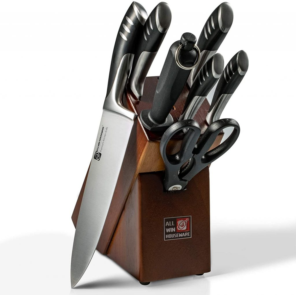 German Knife Block Set Under 500