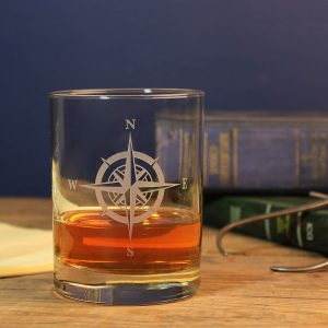 Lead free Rolf Whiskey glass set of 4