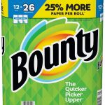 Bounty best affordable paper towel for the money