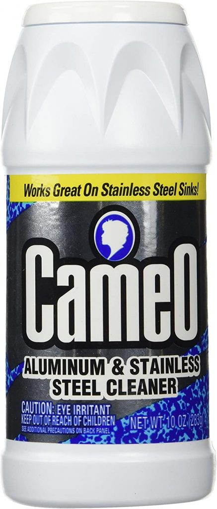 Brillo Cameo Stainless and Aluminum Cleaner