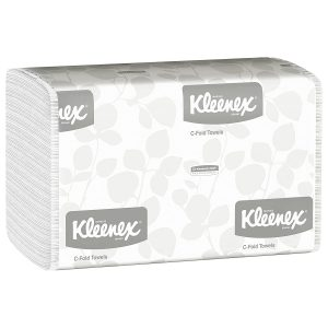 Kimberly Professional C-fold absorbent paper towel