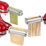 Catering pasta 3-Piece Pasta Roller & Cutters