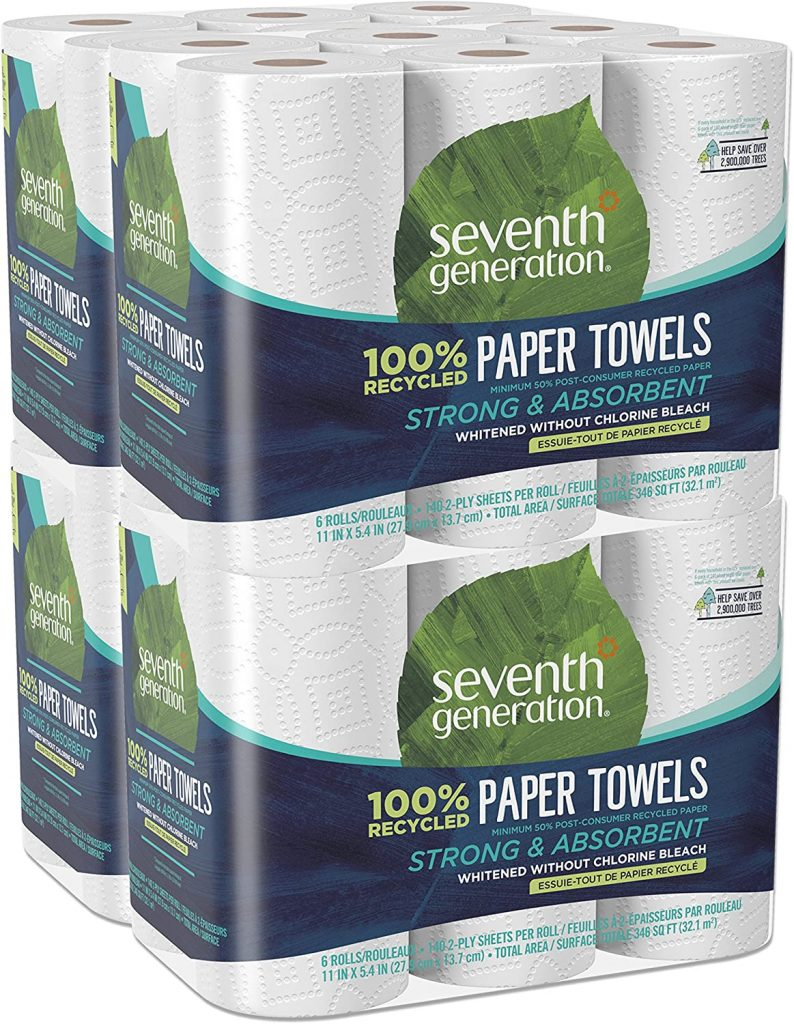 Are Paper towels food safe - seventh generation paper towels