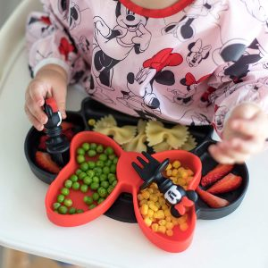 Baby Toddler Suction Plate by Bumkins