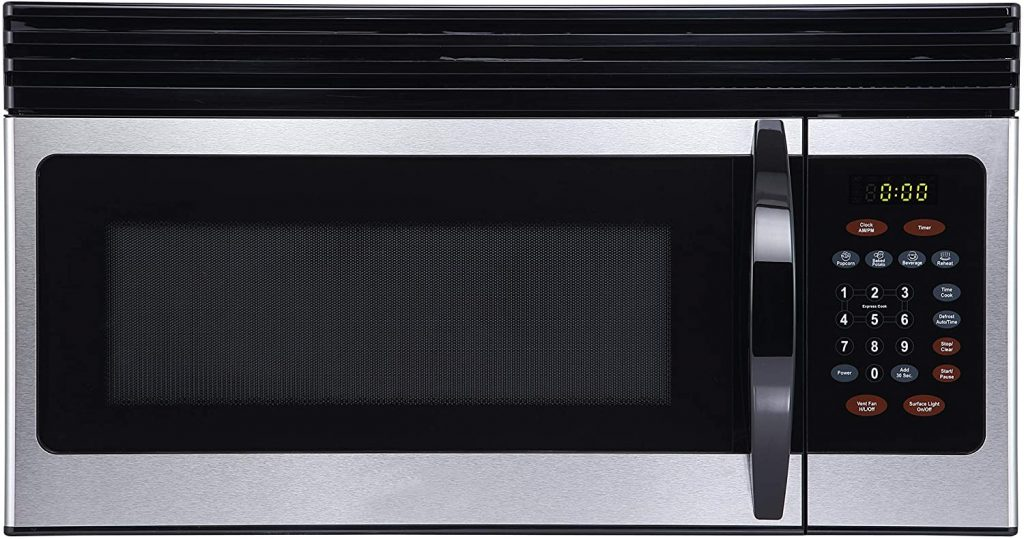 Best Over the Range Microwave Oven is the Black + Decker Stainless steel over the range microwave oven