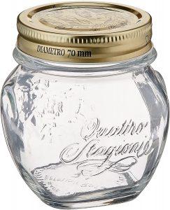 Bormioli Rocco Anphora canning Jar set of 12