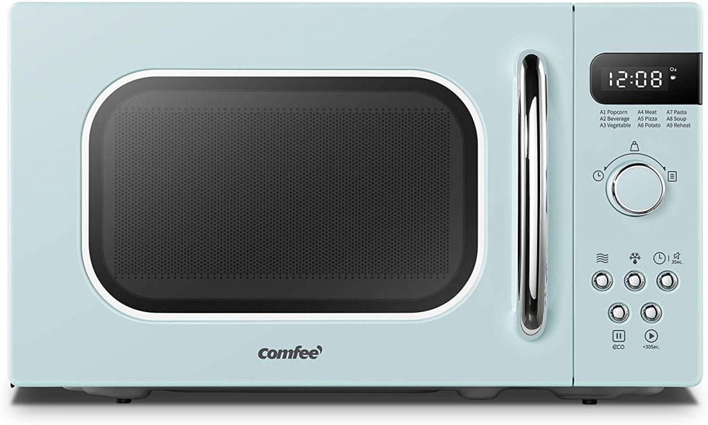 Compact Size Eco-friendly Comfee Microwave Oven