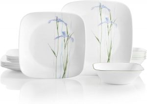 Corelle Pattern Dinnerware set